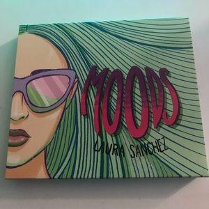 Brand New Laura Sanchez Moods Palette!